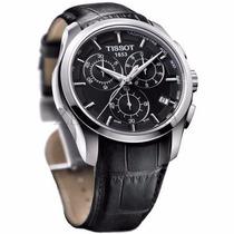 Relógio Tissot Couro T035.617.16.031.00 Original - Swiss