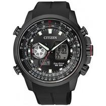 Relógio Citizen Promaster Eco-drive Jz1065-05e - Tz10100p