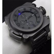 Relógio Diesel Dzwb0001 Batman Cronógrafo Luz De Led 12x