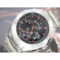 O R I E N T Relógio Orient Aço Cronografo Masculino