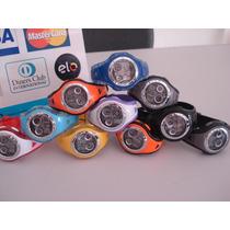 Relógio Digital Infantil Carrossel