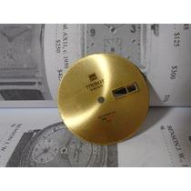Mostrador Relógio Tissotpr 516 Gl Antigo Coleção