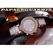 Relógio Geneva Femenino Quartzo Analógico