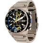 Relogio Orient Seatech Cronografo Mbttc007 Titanium / Nf