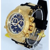 Relógio Invicta Subaqua Noma Iii Modelo 5514 Preto 12x S Jur