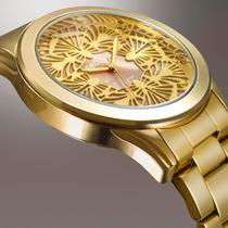 Relógio Feminino Analógico Seculus 60664lpsvds1 - Dourado
