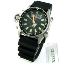 Citizen Aqualand Jp2000-08e Série Prata