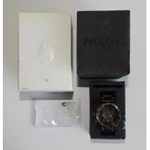 Relógio Analógico Nixon 42-20 Chrono Tigerseye (a0371073)