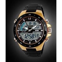 Relógio Esportivo Masculino Skmei Mergulho 5pa Digital