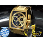 Invicta Reserve Touring S1 Rally 1082 Orig Bah Ouro 18k