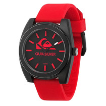 Relógio Masculino Quiksilver The Big Wave Red