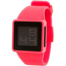 Relógio Nixon Newton Digital Pink-original C/ Garantia!