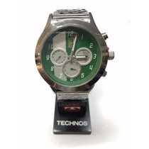 Relógio Technos Palmeiras Oficial Palvx9jaa/3v Garantia E Nf