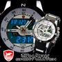 Relógio Shark Sport Watch + Pronta Entrega + Frete Grátis