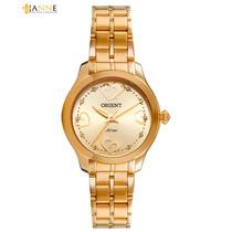 Relógio Orient Feminino Fgss0042.c1kx Luxo Swaroski