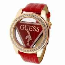 Relógio Guess Feminino Luxo - Presente De Natal!