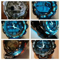 Relógios Atacado Casio Kit Com 06 Pronta Entrega Barato