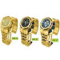 Relógio Invicta Zeus 12738-12741-12742 Sedex Gratis