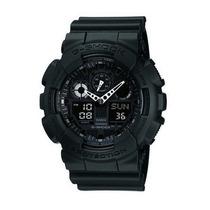 Relógio G-shock Ga-100 Para Mergulhos Profundos Frete Gratis