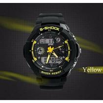 Relógio Masculino Esportes S-shock