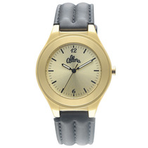 Relógio Allora Technos Feminino De Couro Al2035ey/2c