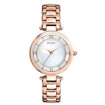 Relógio Bulova Feminino Wb27725z.