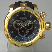Relógio Masculino Mod. Invicta Reserve Venon 54mm Calendário