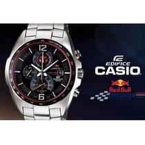 Casio Edifice Redbull Efr-528rb-1a 3efr-539 Ema-100d-1a1