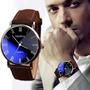 Relógio Gêneva Importado Da China Luxo -relógio Masculino