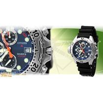 Relógio Citizen Aqualand Ay5000-05l Raridade Novo Cal. 3740