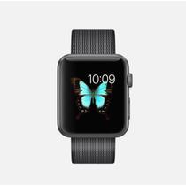 Apple Watch Sport 42 Mm Preto (pulseira Nylon)