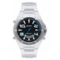 Relógio Orient Anadigi Sport Mbssa041 - Garantia E Nf