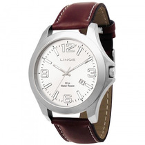 Relógio Lince Mrc4109s S2mx Masculino Couro - Refinado