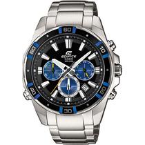 Relógio Casio Edifice Efr-534 D-1a2v Racing Wr-100m Pa