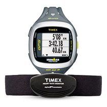 Relógio Monitores E Gps T5k743ra/ti Ironman Run Trainer 2.0