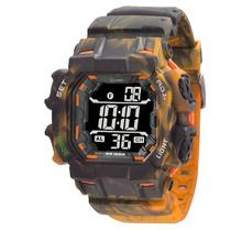 Relógio X-games Xgppd079 Camuflado - Garantia E Nota Fiscal
