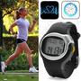 Relogio A Prova Dágua 30m Monitor Cardíaco Casio Heart Sport