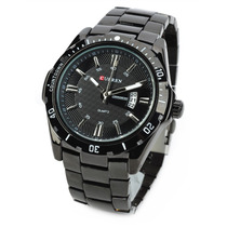 Relógio Curren Luxo Masculino - Modelo 8110