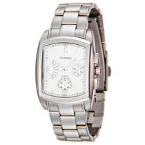 Relógio Feminino Technos Vd85ac/1k Quadrado