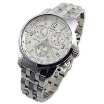 Relógio Tissot Prc200 Aço Branco, Preto, Azul Frete Grátis.