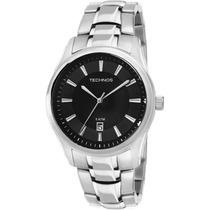 Relógio Technos Masculino Classic Steel 2115tv/1p
