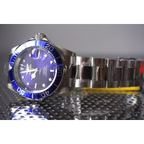 Invicta Pro Diver Automático 40mm Dial Azul Lindo!! 9094