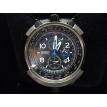 Relógio Orient Flytech Titânio Mbttc008 Frete Gratis