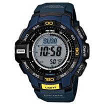 Relógio Casio Protrek Prg 270 7dr Triple Sensor Ver.3