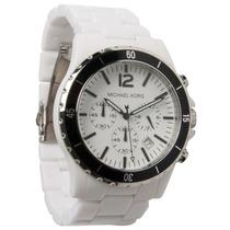 Relógio Michael Kors Mk8127 Orig Acrylic White&black!!!