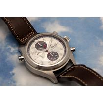 Iwc Spitfire Double Cronografo. 44mm 7754 Orig, Assinada,