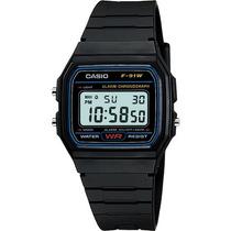 Casio F-91w Digital Alarme Cronômetro