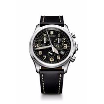 Relógio Victorinox Swiss Army 241314 Infantry Vintage Couro