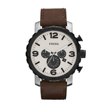Relógio Masculino Marrom - Fjr1390/z Fossil