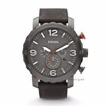 Relógio Fóssil Jr1419z - Garantia De 2 Anos + Nf + Brinde!!!